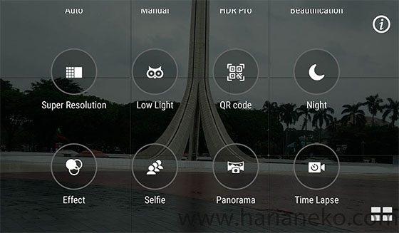 Fitur kamera ASUS Zenfone 3 Max ZC553KL -1