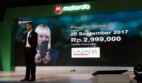 Harga Moto G5s Plus