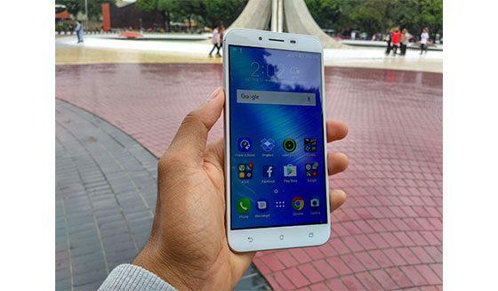 Layar ASUS Zenfone 3 Max ZC553KL
