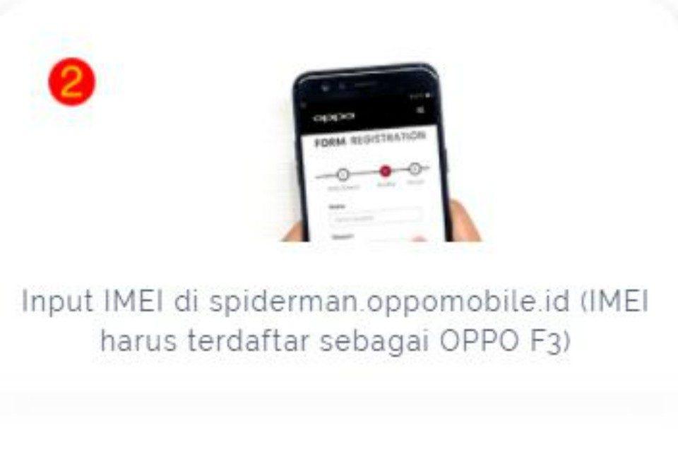 Lomba OPPO F3