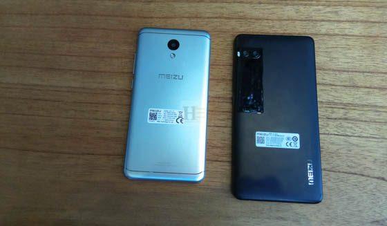 Meizu M6 dan Meizu Pro 7