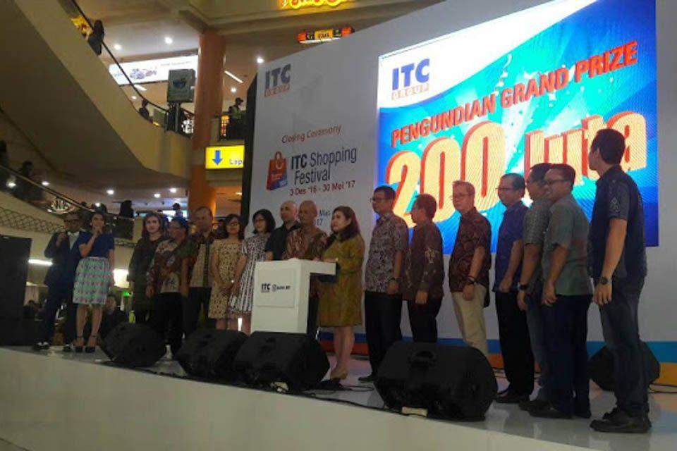 Pemenang ITC Shopping Festival 2016