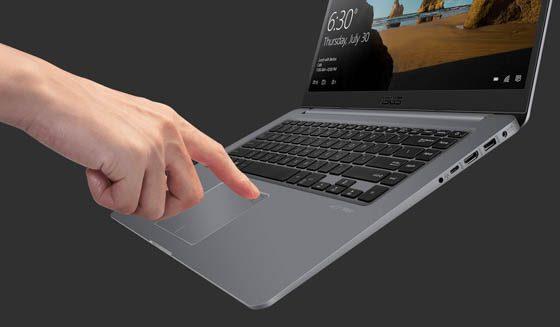 Sensor sidik jari ASUS VivoBook S15 S510UQ