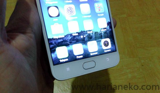 Tombol Soft Button Vivo V5s