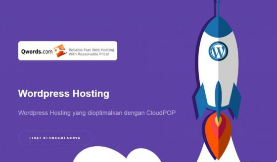 Wordpress Hosting Qwords